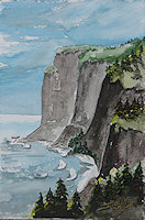 Cliffs copyright Joanne Howard 2004